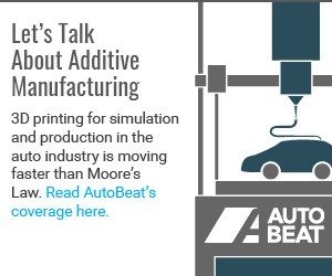 Let's Talk About Additive Manufacturing