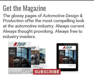 Automotive Design & Production Magazine Sub