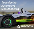 Autodesk Redesigning Automotive Manufacturing ad