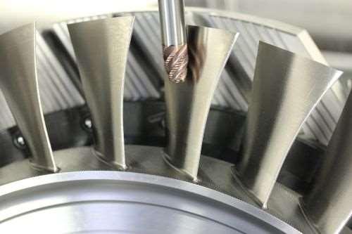 PowerMill blisk machining