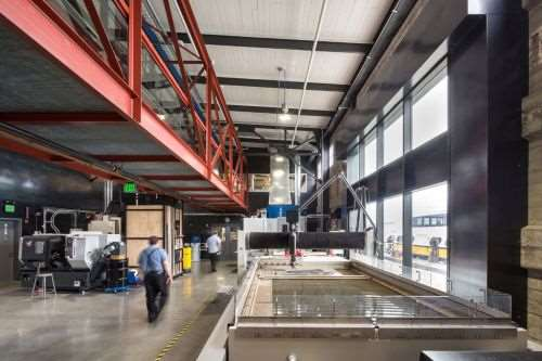 Autodesk Pier 9 facility