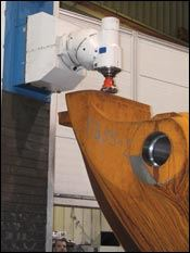 automated head changer