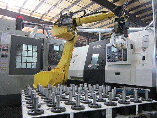 automation at FANUC