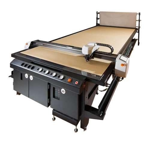 Autometrix M8 cutting table