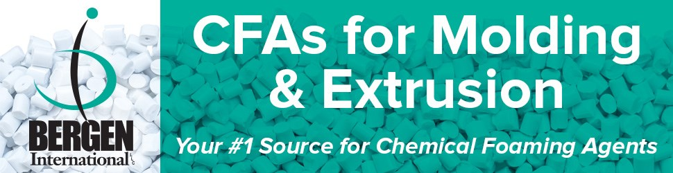 Chemical Foaming Agents CFAs molding  & extrusion