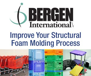 structural foam molding chemical foaming agents