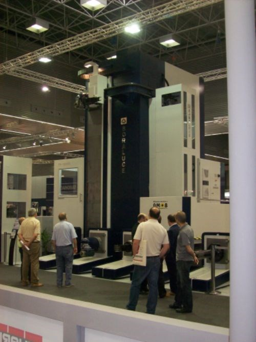 Soraluce's FR-12000 floor-type milling machine