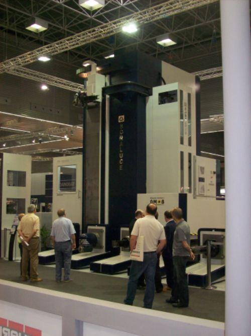 Soraluce's FR-12000 floor-type milling machine