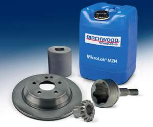 MicroLok MZN is an ideal finish for parts that do not require a dark black finish, but require robust corrosion protection.