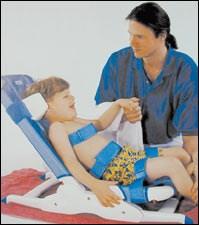 Rifton's Blue Wave Bath Chair