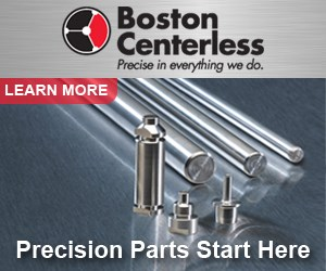Precision parts start with Boston Centerless