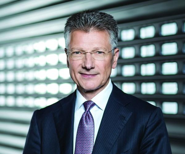 Continental's Dr. Elmar Degenhart