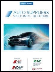 Auto Suppliers Speed into the Future
