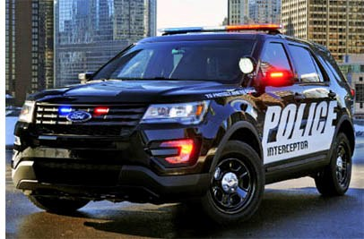U.S. Closes Probe Into Ford Police Vehicle Brake Failures