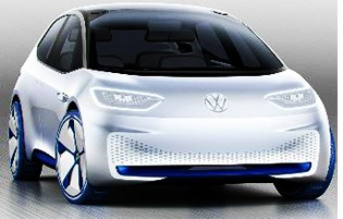 VW Will Use I.D. Concept Design for Production EV