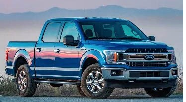 Ford Recalls 874,000 F-150 Pickup Trucks