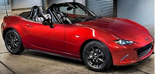 Miata Gets Power Boost, Other Upgrades