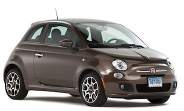 FCA Turbocharges U.S. Lineup of Fiat 500 Minicars