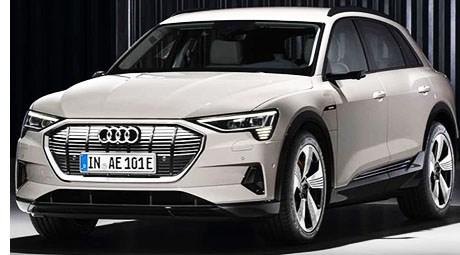 Audi e-Tron to Start at $76,000