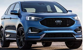 Ford Edge Gets Smart on All-Wheel Drive