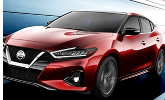 Nissan Maxima Gets Mid-Cycle Freshening