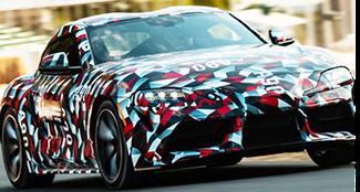 Toyota Previews 2019 Supra