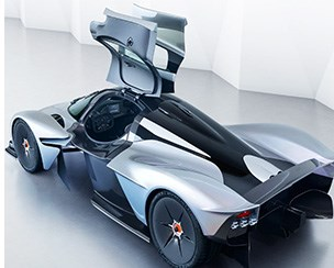 TenCate to Supply Composites for Aston Martin Valkyrie