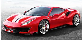 Ferrari Gets on Track with 488 Pista Performance Model