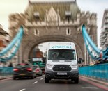 Ford Chariot shuttle service in London.