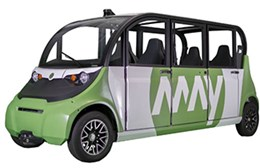 May Mobility Gets Back to Business