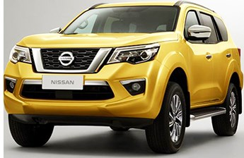 Nissan: No Plans to Bring Terra SUV to U.S.