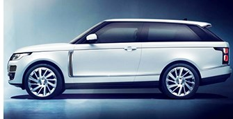 Land Rover Unveils 2-Door SUV