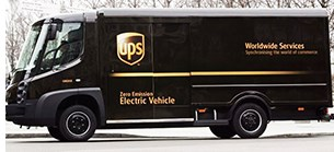 UPS Touts Cost Parity of New Electric Trucks