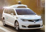 Report: Waymo to Launch Autonomous Taxi Service in December