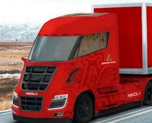 Anheuser-Busch Orders 100s of Nikola's Fuel-Cell Trucks