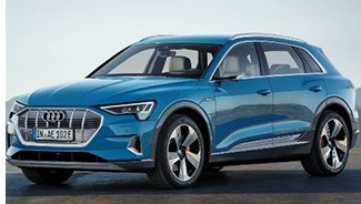 Software Snag Stalls Debut of Audi's First Electric SUV
