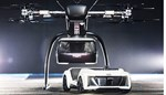 Audi, Airbus Test Flying Taxi Prototype