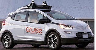 Tech, Regulatory Snags Slow GM Plan for Robo-Taxis