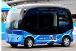 Baidu, SoftBank Partner on Robotic Buses