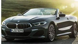 BMW Unveils 8 Series Convertible