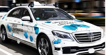 Daimler, Bosch to Test Autonomous Taxis in California