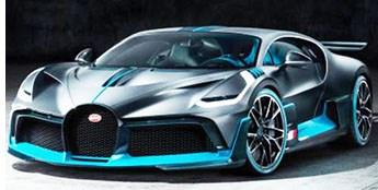 Bend It Like Bugatti