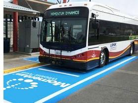 High-Power Wireless Charging Gets EV Bus Test