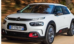 New Citroen Cactus to Get Electric Power