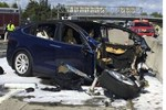 Tesla Says Car in Fatal Crash Was in Autopilot Mode