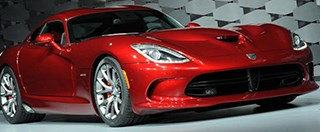 Report: Dodge Viper to Be Revived with V-8 Power