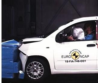 Fiat Panda Flunks European Safety Test