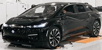 Faraday Future Completes Pre-Production Model