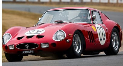 1962 Ferrari Racer Sets Auction Record at $48 Million
