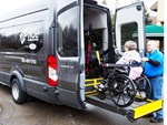 Ford Debuts Medical Transport Service